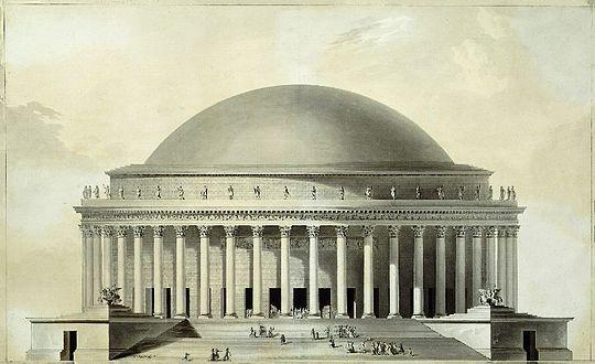 L'architettura oggi dimentica l'uomo. Si costruisce solo per extraterrestri